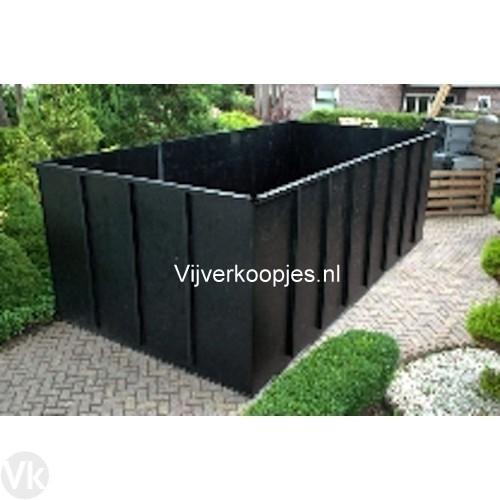 HDPE Vijvers (maatwerk)