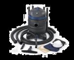 Ubbink Vacuprocleaner 1 Filter t.b.v. nat zuigen (wit vlies)