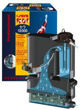 KOI Professional 12000 vijverfilter