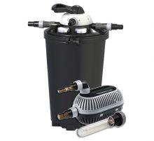 Vijverfilter Clear control 50 incl. UVC 18 watt en pomp (tot 20.000 liter)