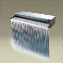 RVS waterval 60 cm. breed