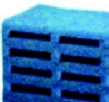 Cassette Japanse matten t.b.v. Filter 330 ltr.