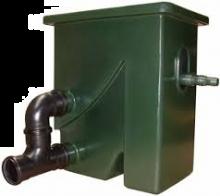 AquaForte Compactsieve 300 micron (pomp gevoed) groen