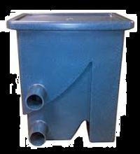 AquaForte Compactsieve 300 micron (pomp gevoed) blauw