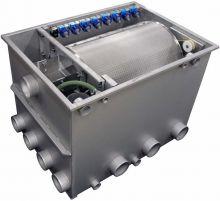 AqqaForte Professionele Trommelfilter ATF500