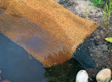 Begroeiingsmat Kokos 1 meter breed