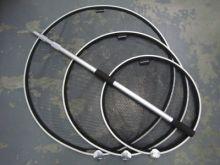 Nautic Aluminium Koinet Pro Rond  80 cm