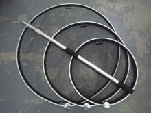 Nautic Aluminium Koinet Pro Rond  60 cm