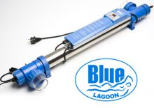 Blue Lagoon UV-C Ionizer 40 Watt (40.000 ltr)