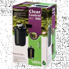 Velda Clear control 100 inclusief filtermateriaal