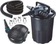 Aquaforte CBF Drukfilterset  incl. UVC 24 Watt en EC6500 Pomp