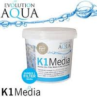 Evolution Aqua K1 medium,  3 liter