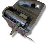 Filterbox 90 met 18 watt UVC