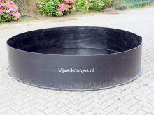 HDPE ronde vijver op maat