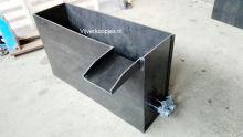 HDPE plantenfilter