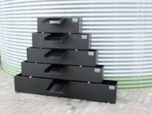HDPE Plantenfilter  187 x 30 x 30 cm