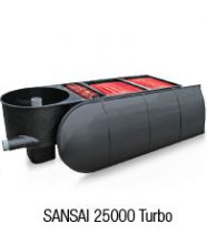 Sansai 25000 Turbo Incl Vortex compleet