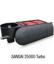 Sansai 25000 Turbo Incl Vortex excl. filtermateriaal