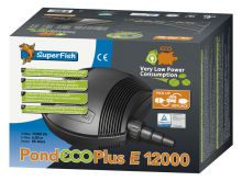Superfish Vijverpomp Pond Eco Plus E 12.000 (slechts 85 watt)