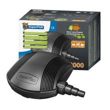 Superfish Vijverpomp Pond Eco Plus E 15.000 (slechts 130 watt)