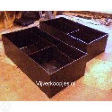 HDPE Meerkamerfilters