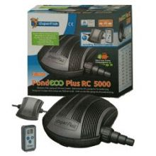 Superfish Vijverpomp Pond Eco Plus RC 10.000  (incl. afstandbediening)