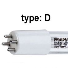 Vervangingslamp T5  UVC 75W (lengte 86 cm) Phillips