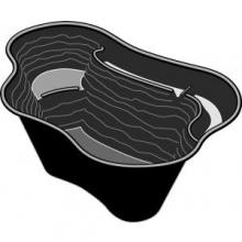 Ubbink Vijver Calmus S2 vijver 220 Liter 135 x 90 x 45 cm  (gratis thuisbezorgd)