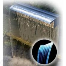 Ubbink Waterval Niagara 90 cm Breed Led RVS