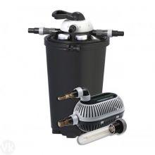 Vijverfilter Clear control 75 incl. UVC 36 watt met pomp (tot 30.000 liter)