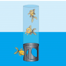 Ubbink Vijver Vistoren  50 cm hoog ( fish Tower )