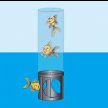 Ubbink  Vijver VisToren  66 cm hoog ( Fish Tower )